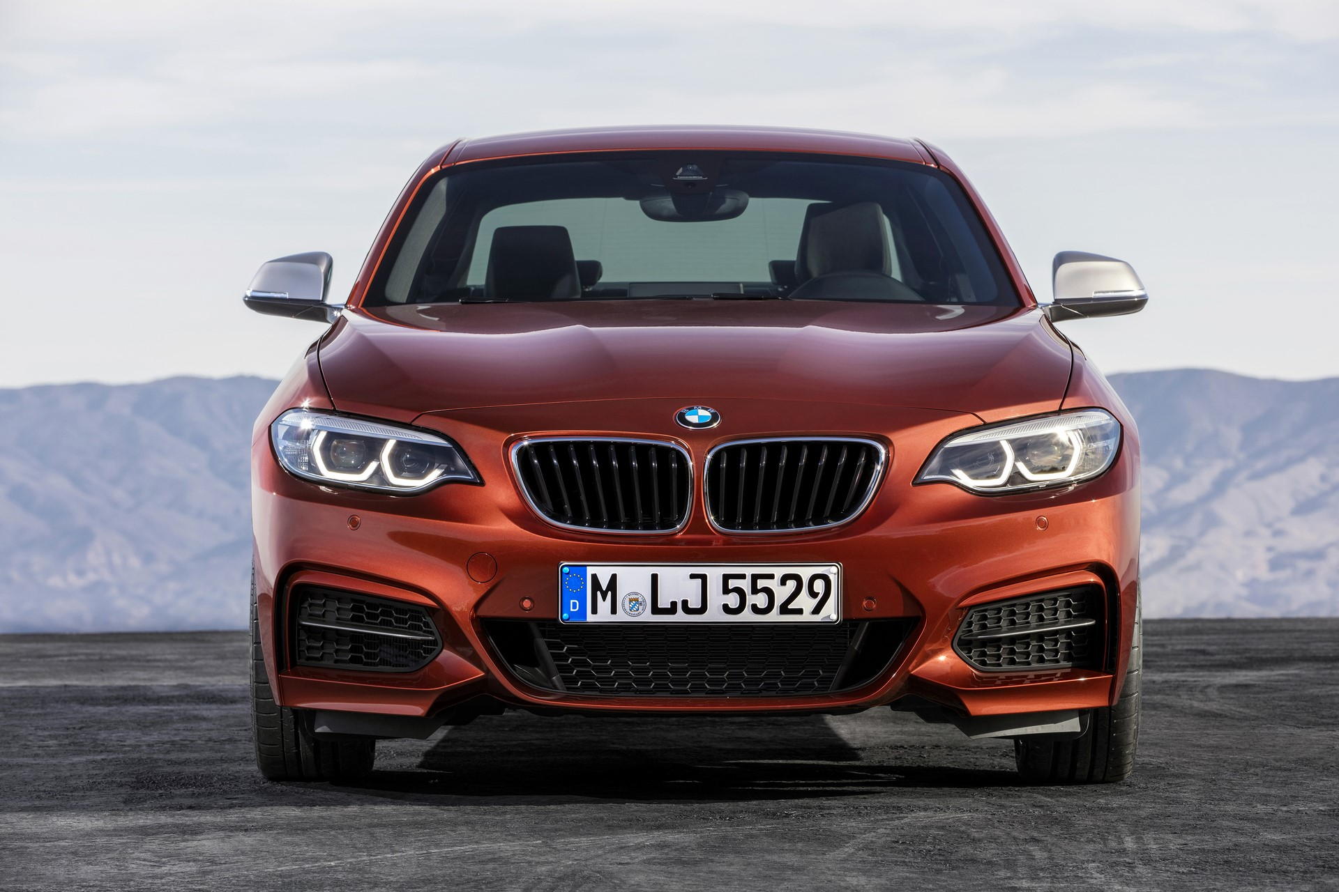 BMW 2-Series Facelift 2018 (5)