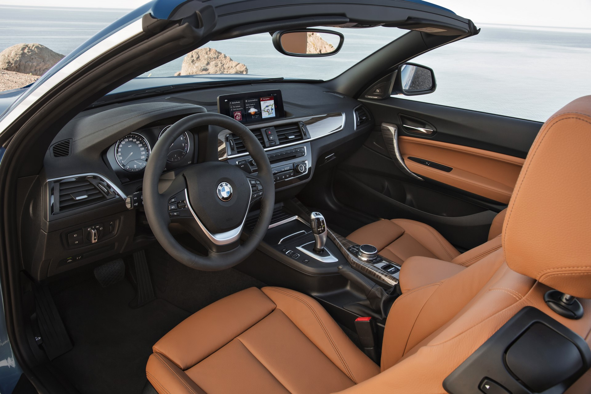BMW 2-Series Facelift 2018 (50)