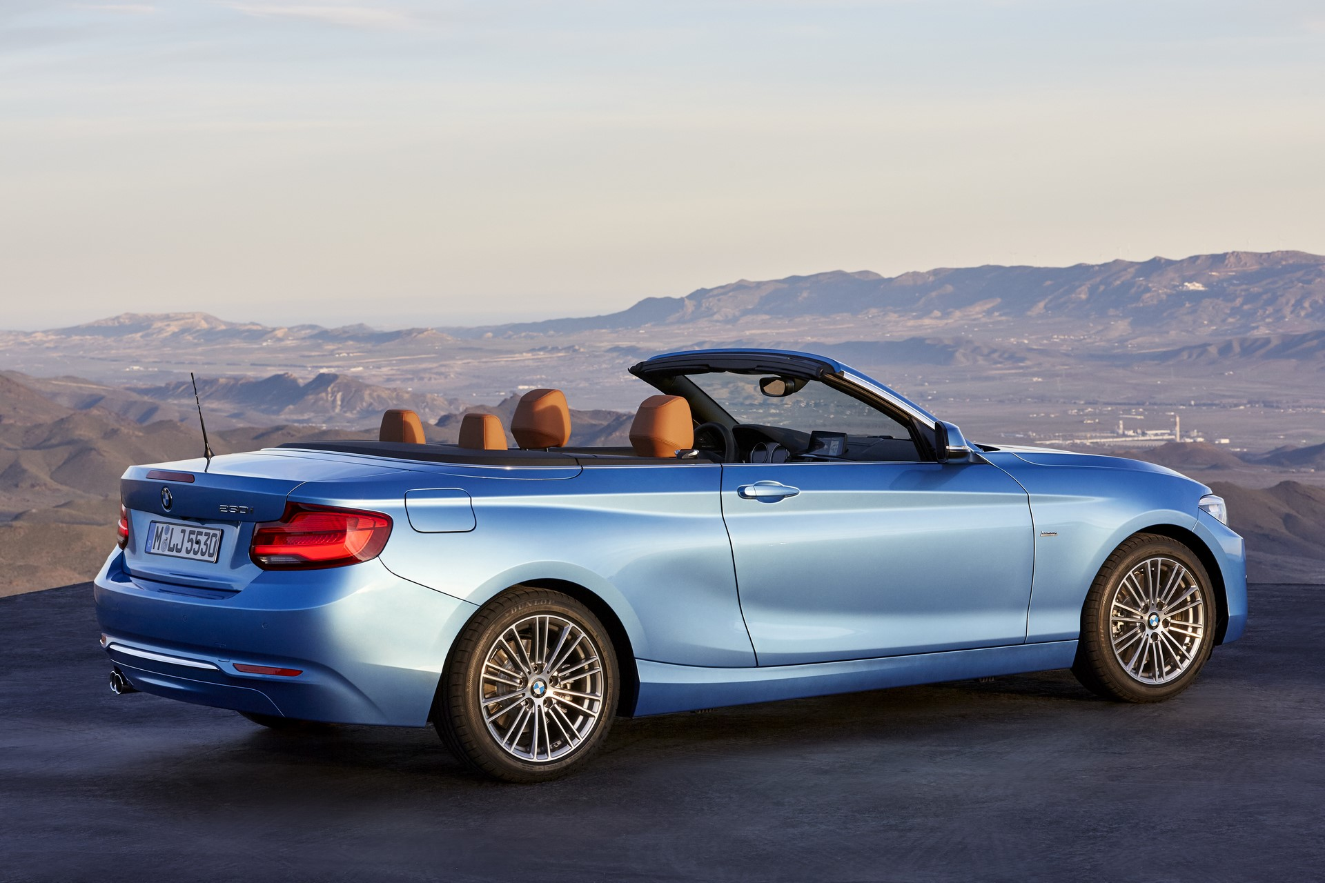 BMW 2-Series Facelift 2018 (58)
