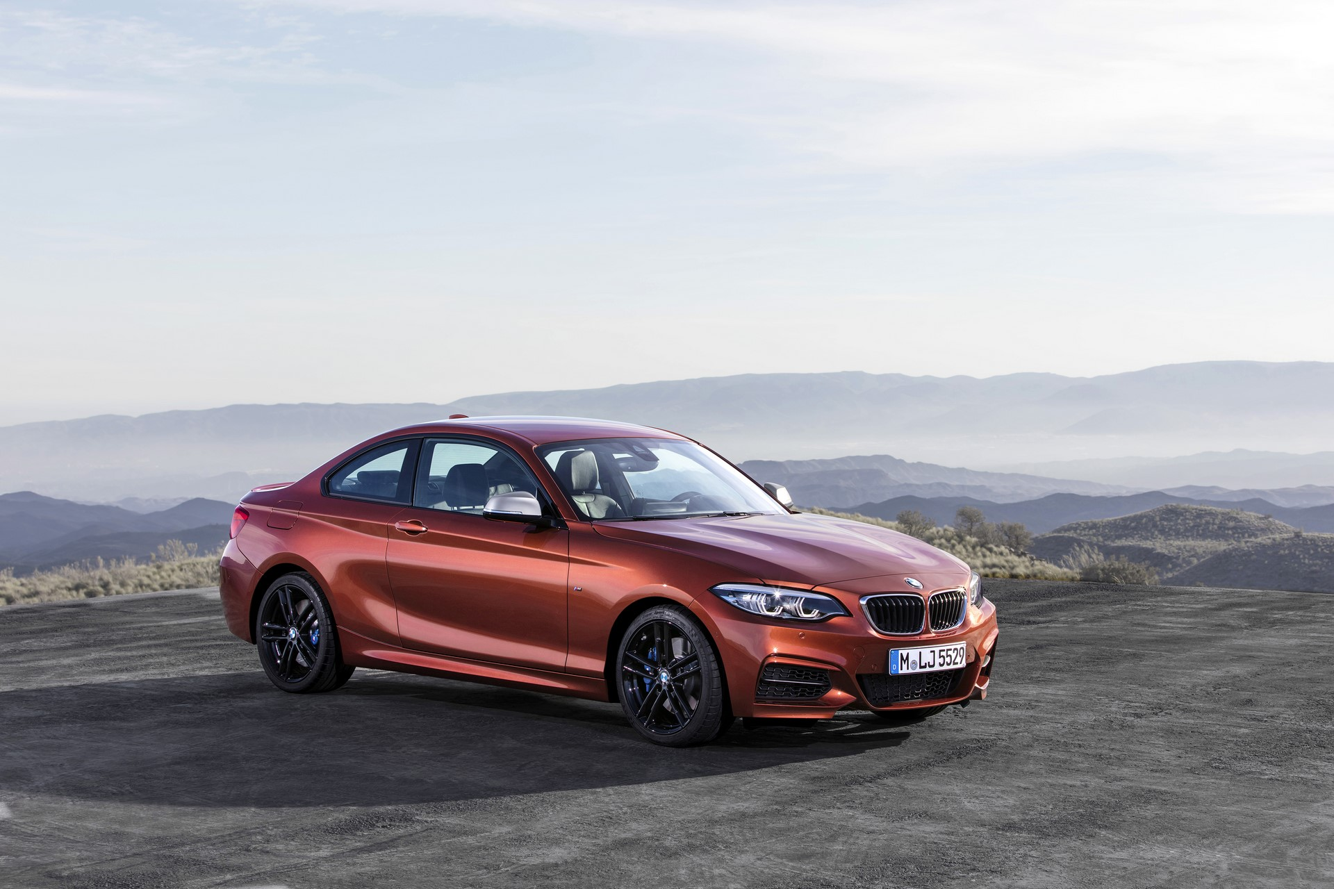 BMW 2-Series Facelift 2018 (6)