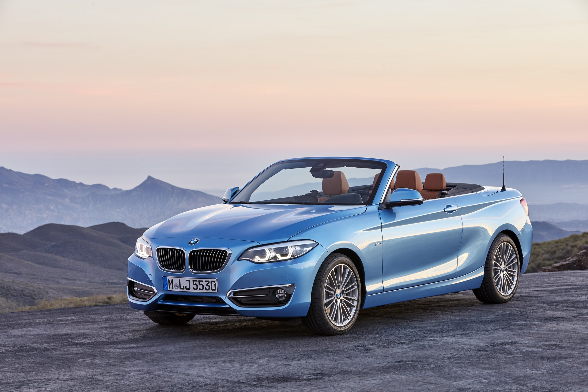 BMW 2-Series Facelift 2018 (61)