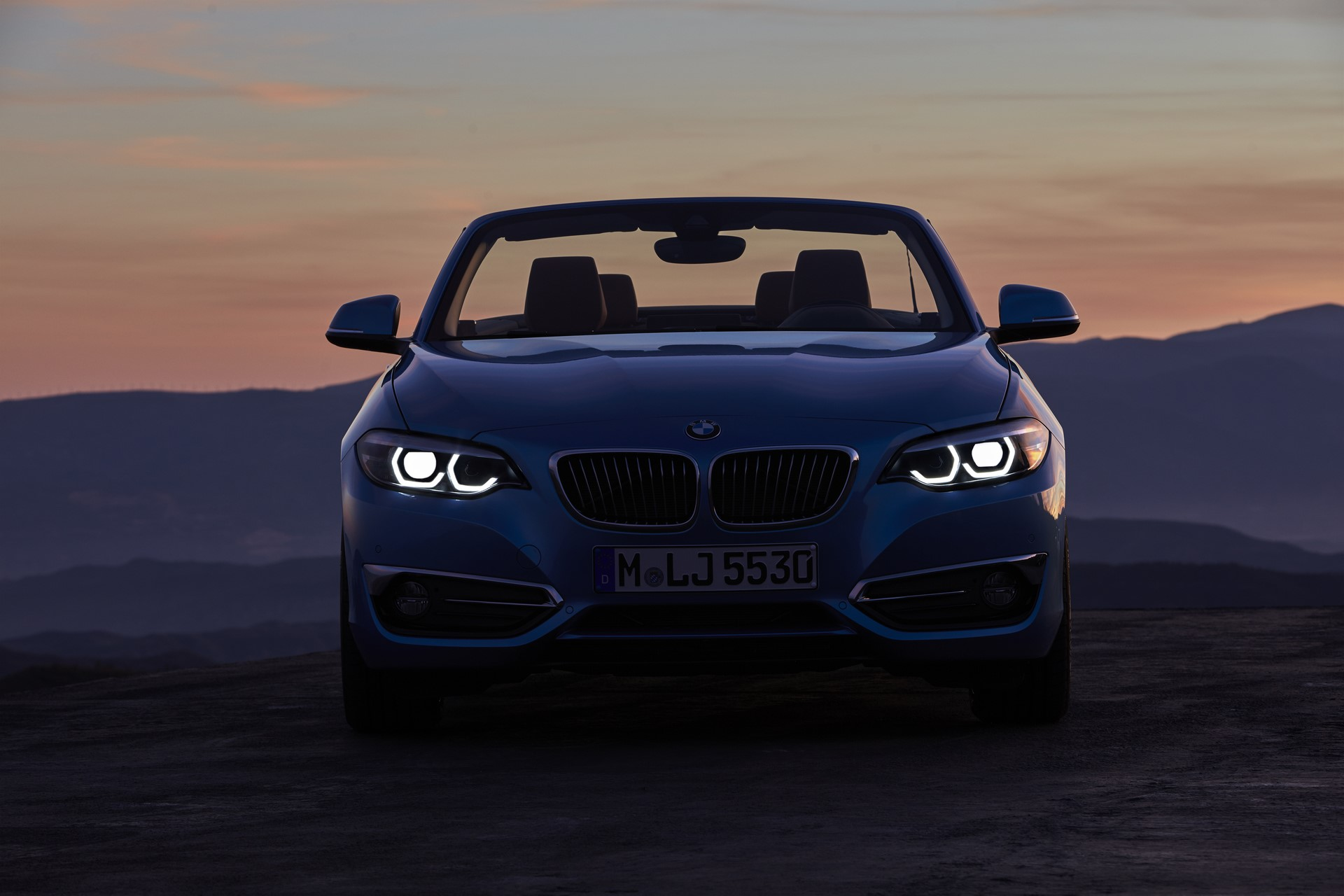 BMW 2-Series Facelift 2018 (63)