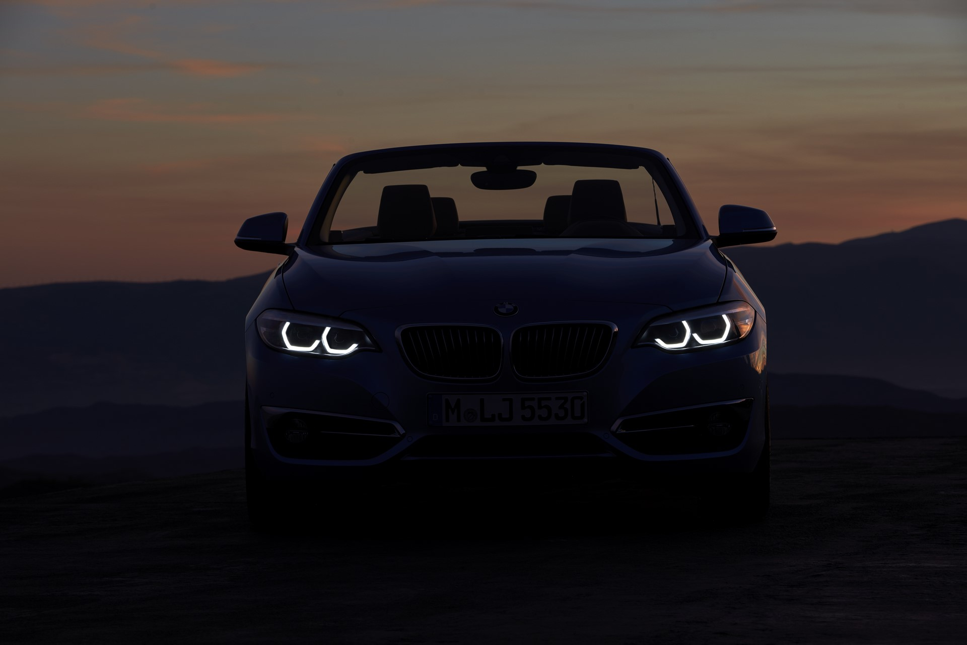BMW 2-Series Facelift 2018 (65)