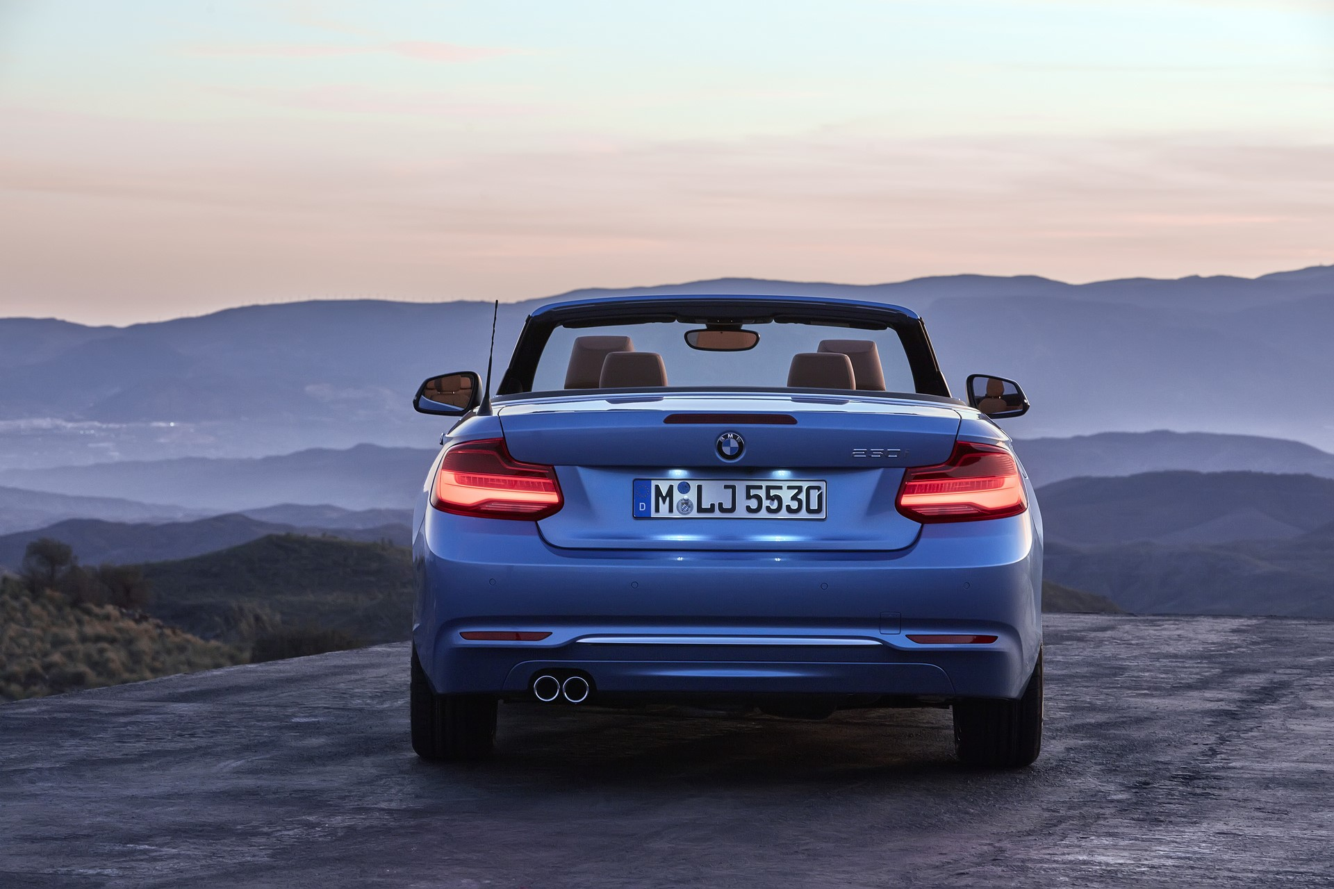 BMW 2-Series Facelift 2018 (66)