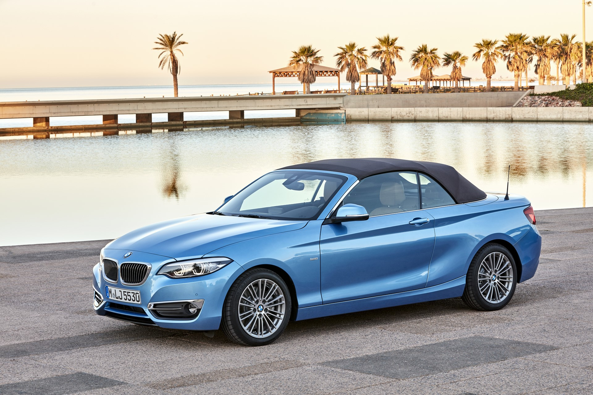 BMW 2-Series Facelift 2018 (67)