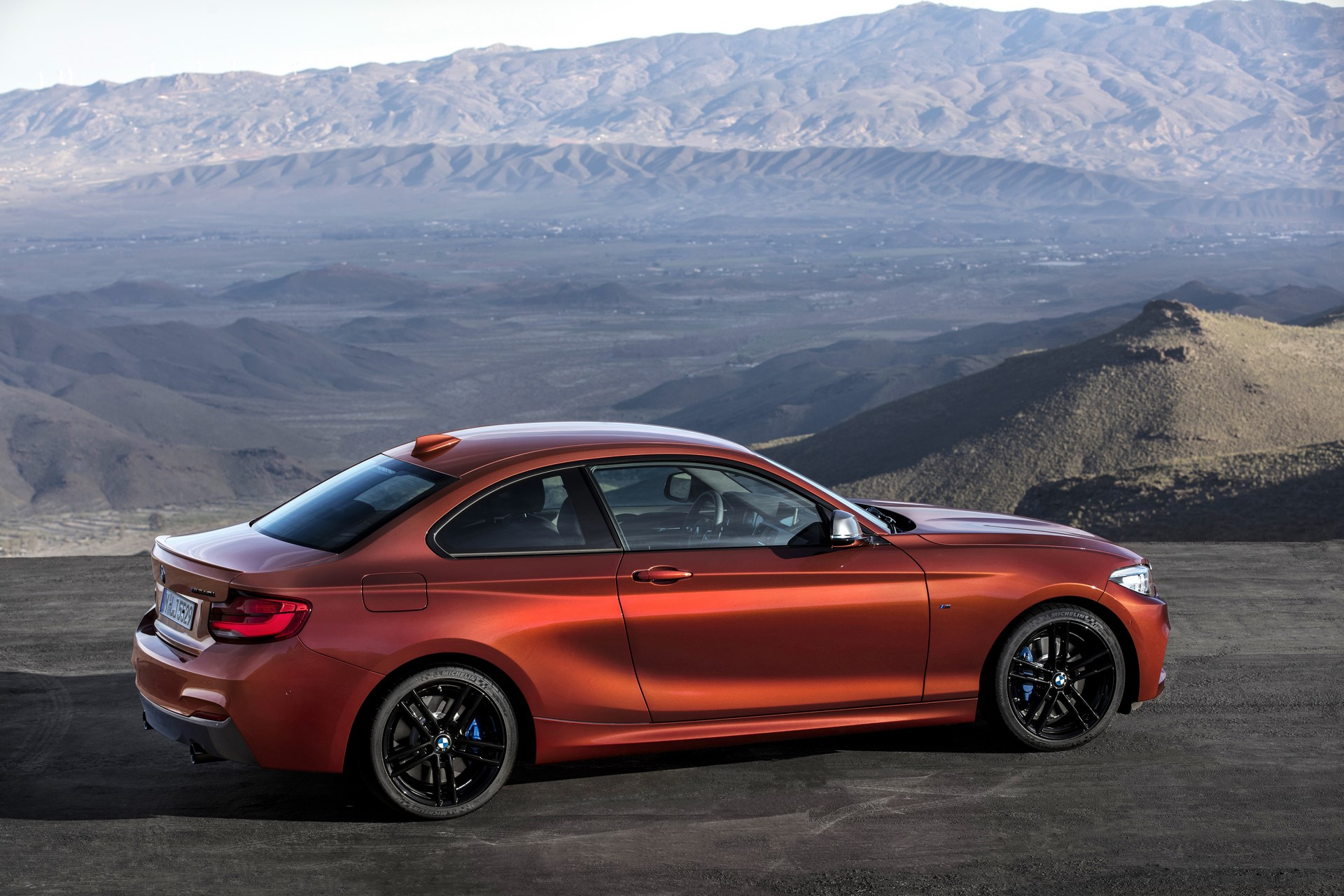 BMW 2-Series Facelift 2018 (7)