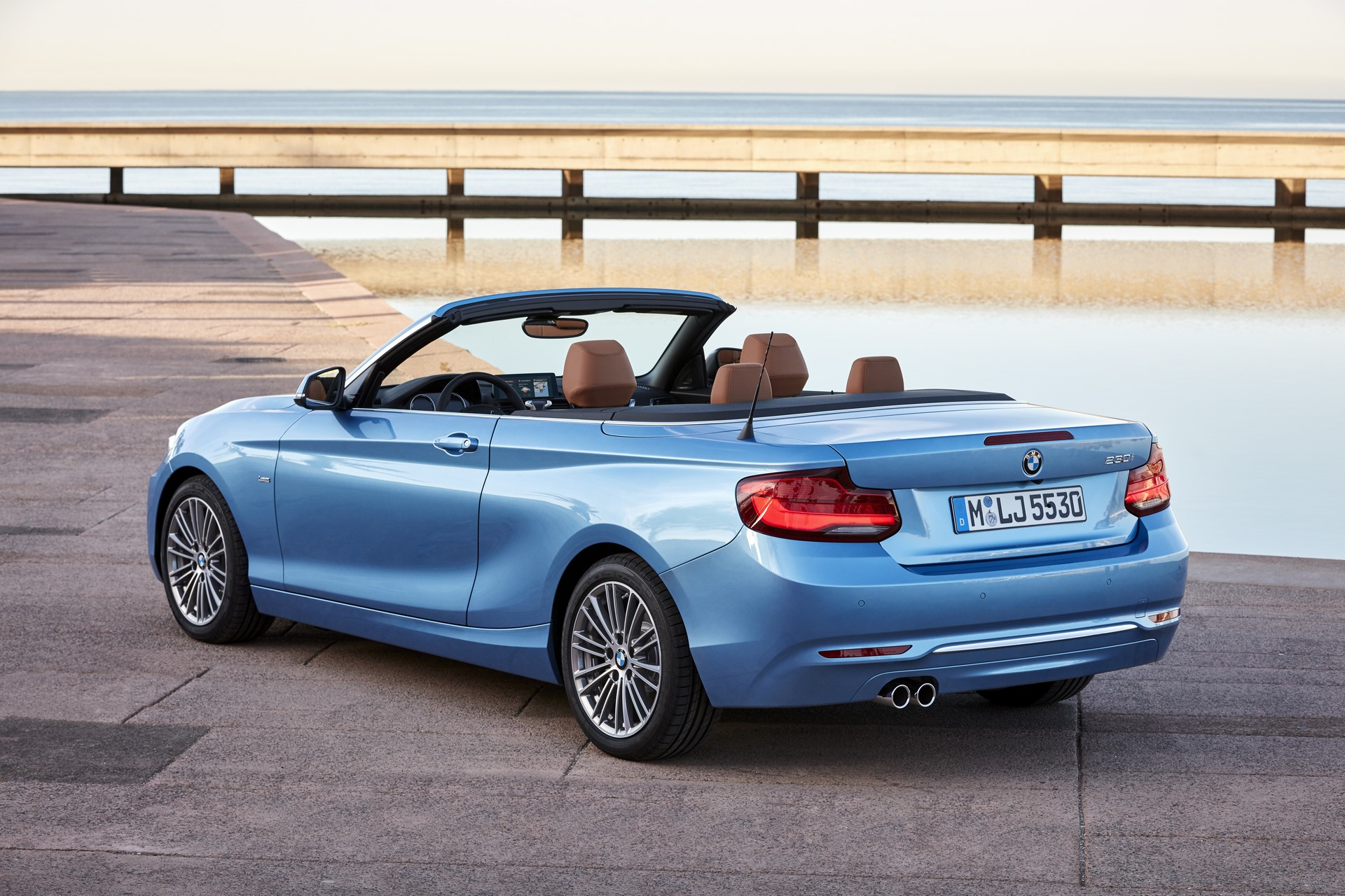 BMW 2-Series Facelift 2018 (70)