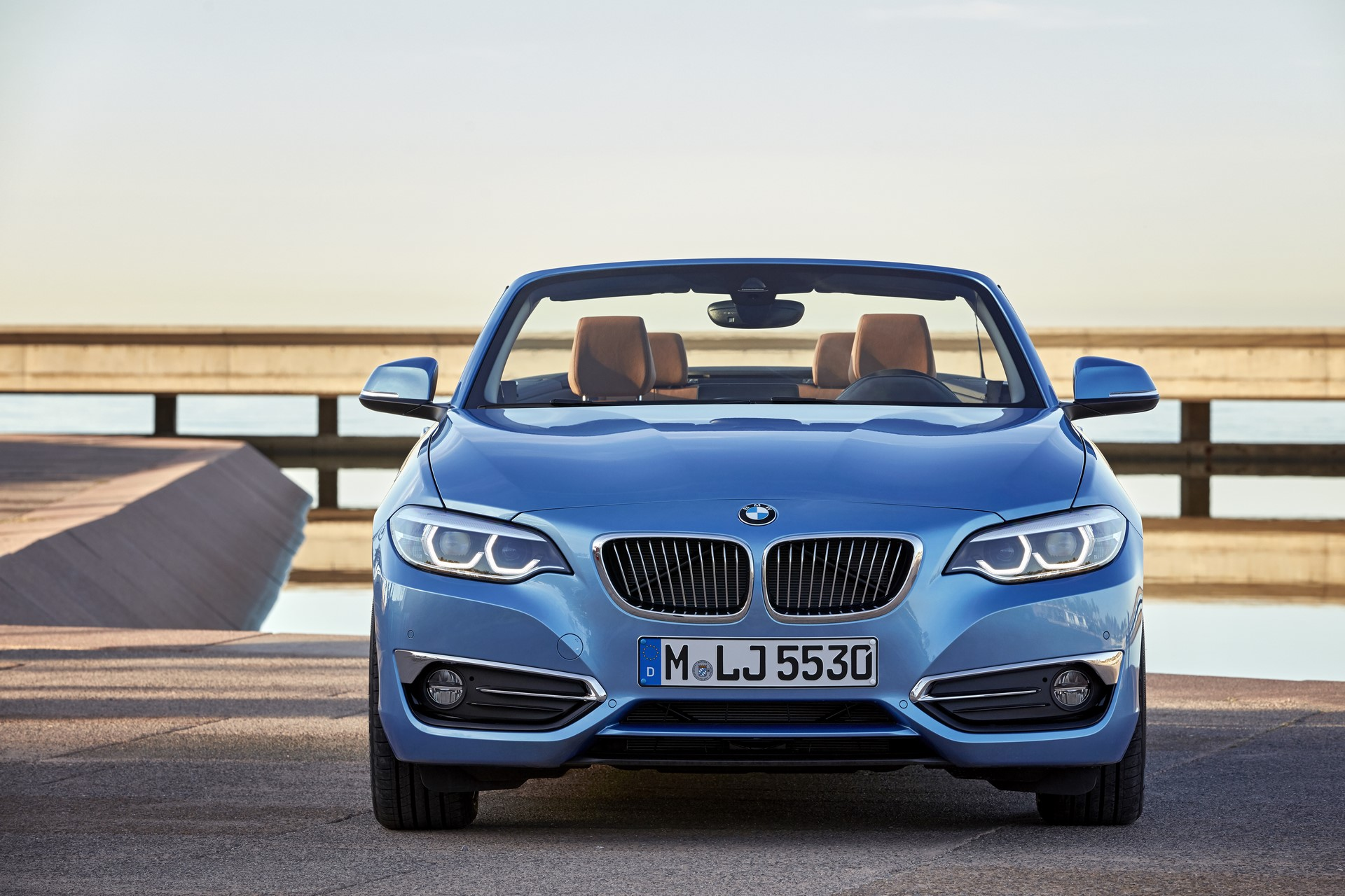 BMW 2-Series Facelift 2018 (71)