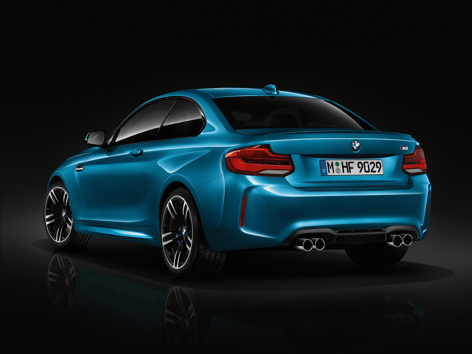 BMW 2-Series Facelift 2018 (74)