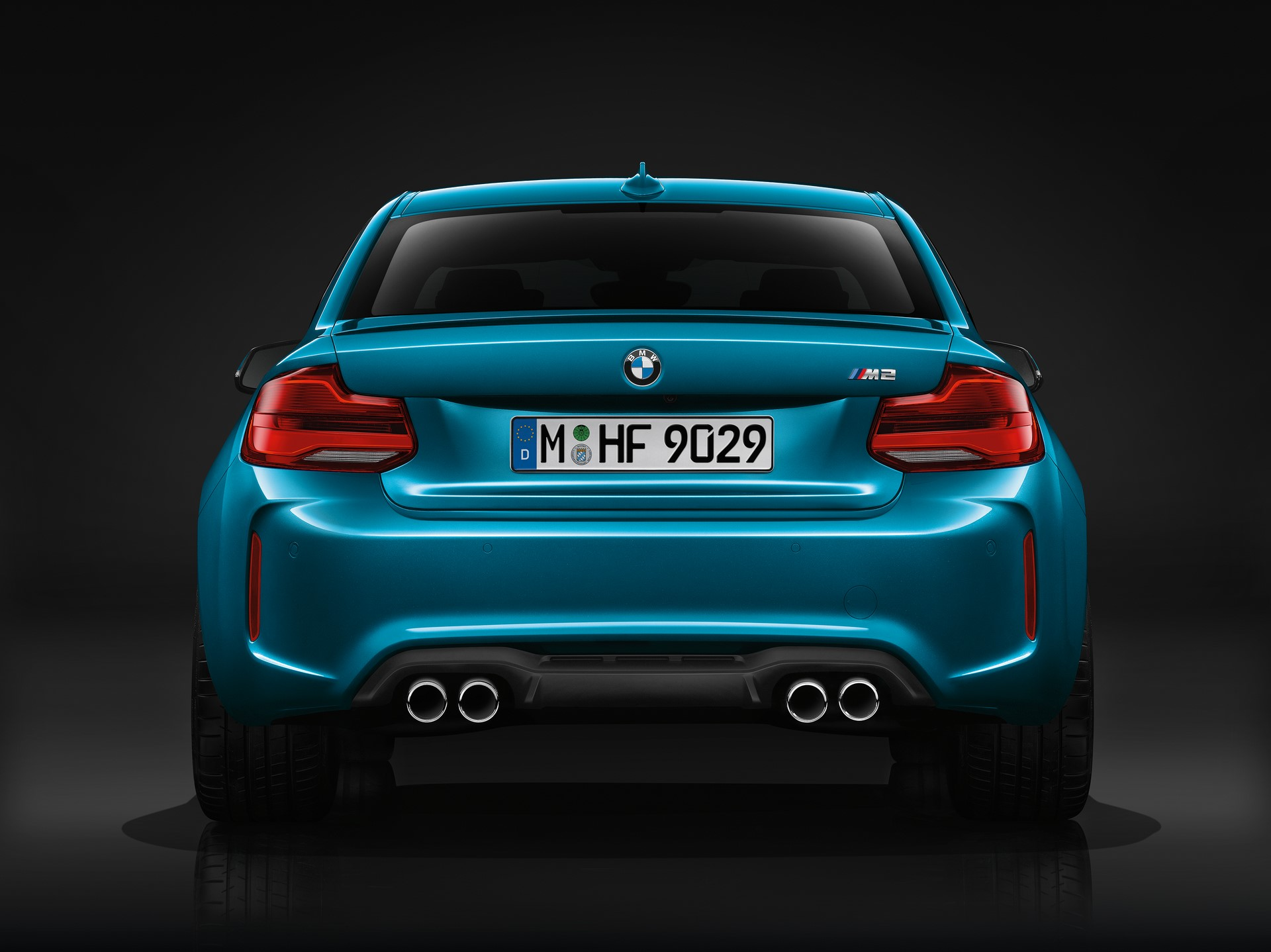 BMW 2-Series Facelift 2018 (76)