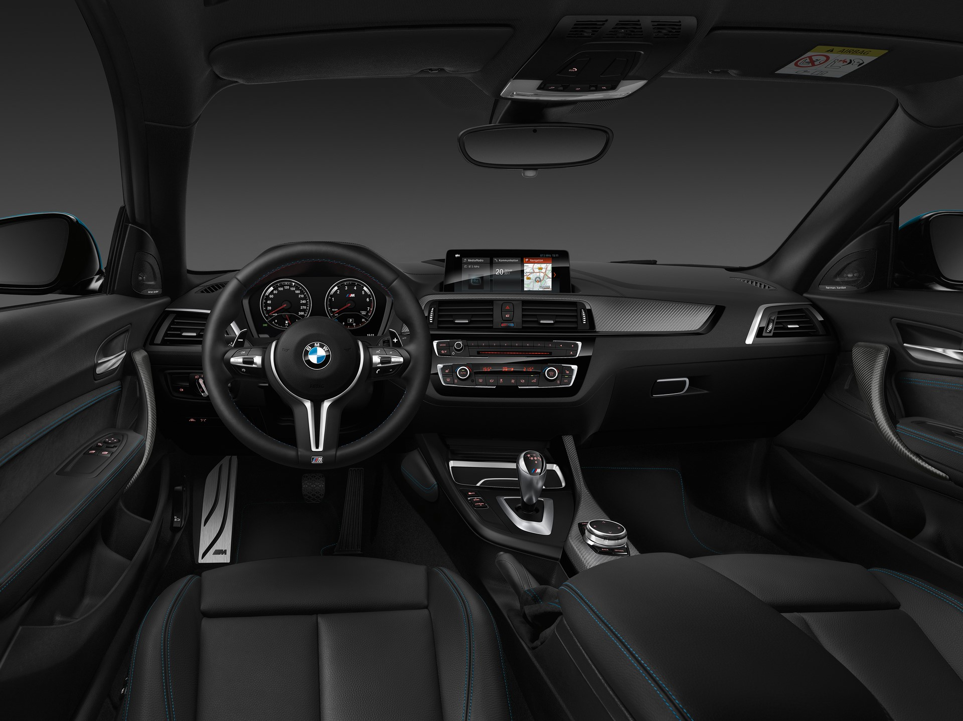 BMW 2-Series Facelift 2018 (78)