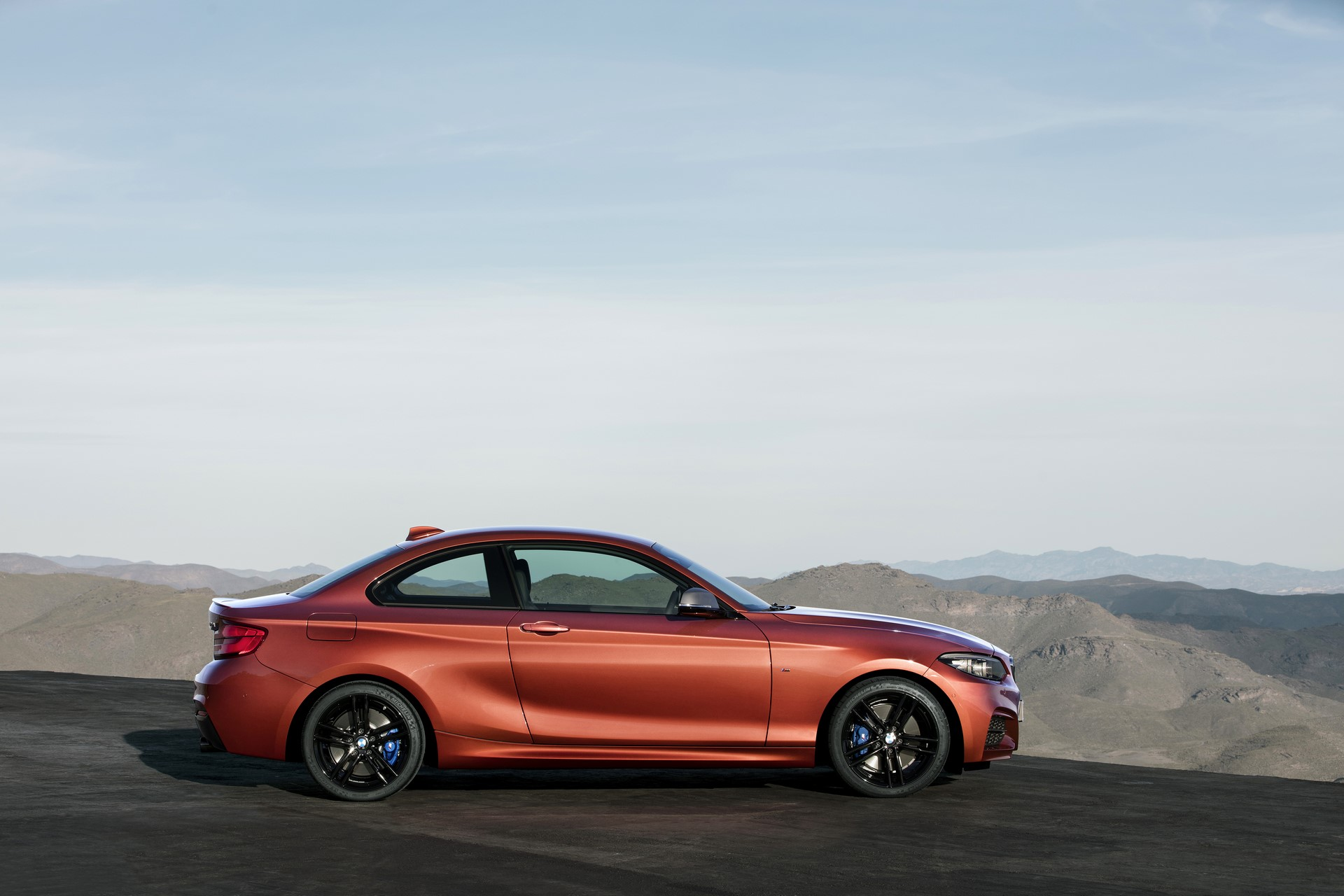 BMW 2-Series Facelift 2018 (8)