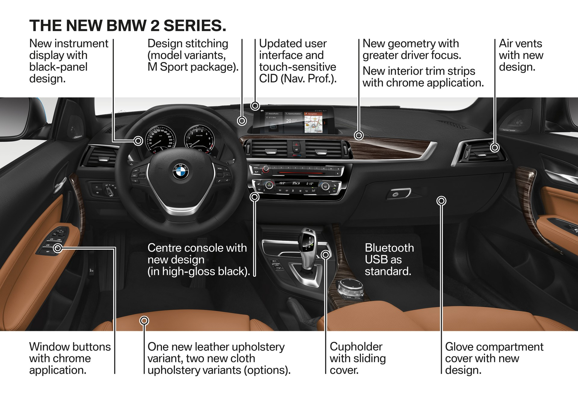 BMW 2-Series Facelift 2018 (83)