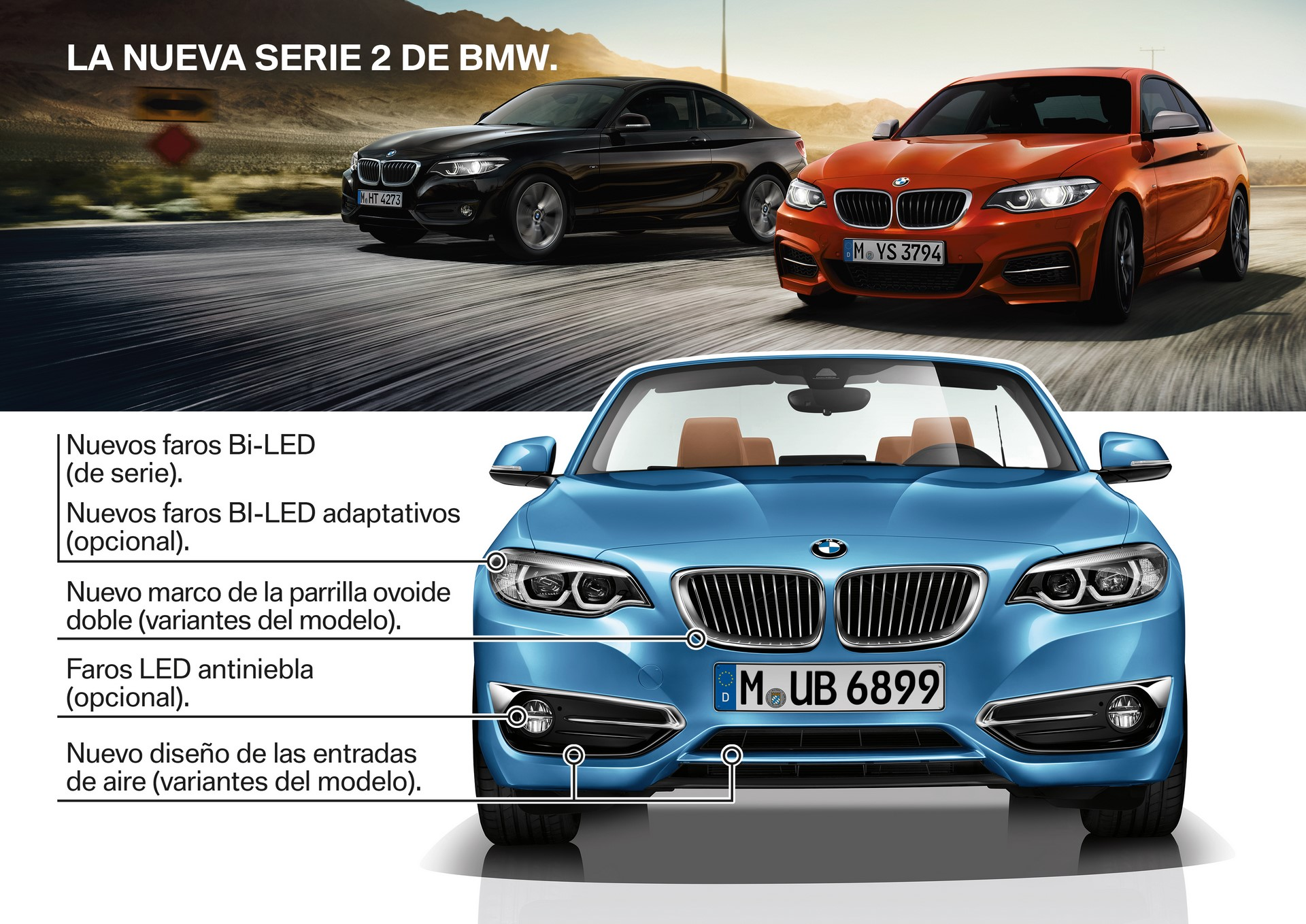 BMW 2-Series Facelift 2018 (84)