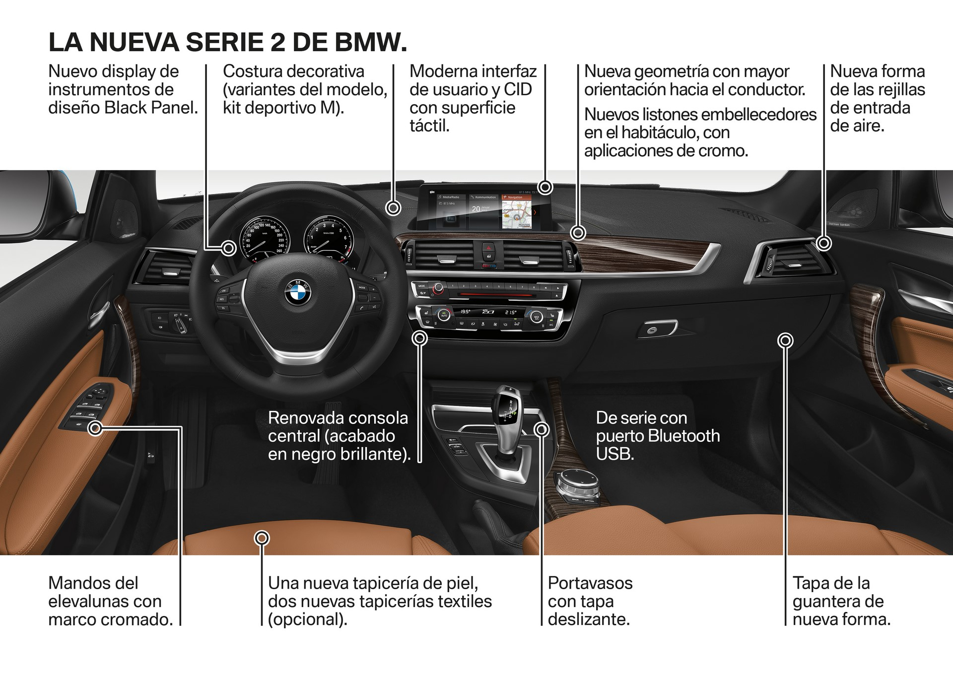 BMW 2-Series Facelift 2018 (86)