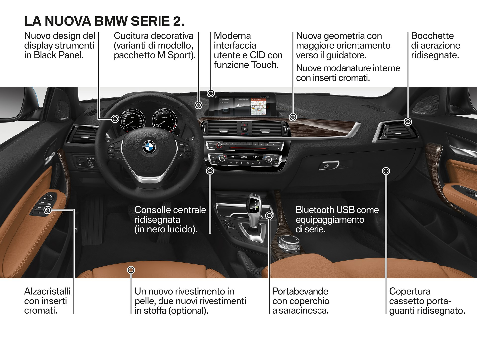 BMW 2-Series Facelift 2018 (92)