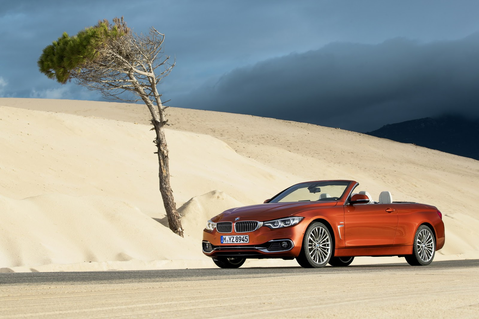 BMW 4-Series Facelift (1)