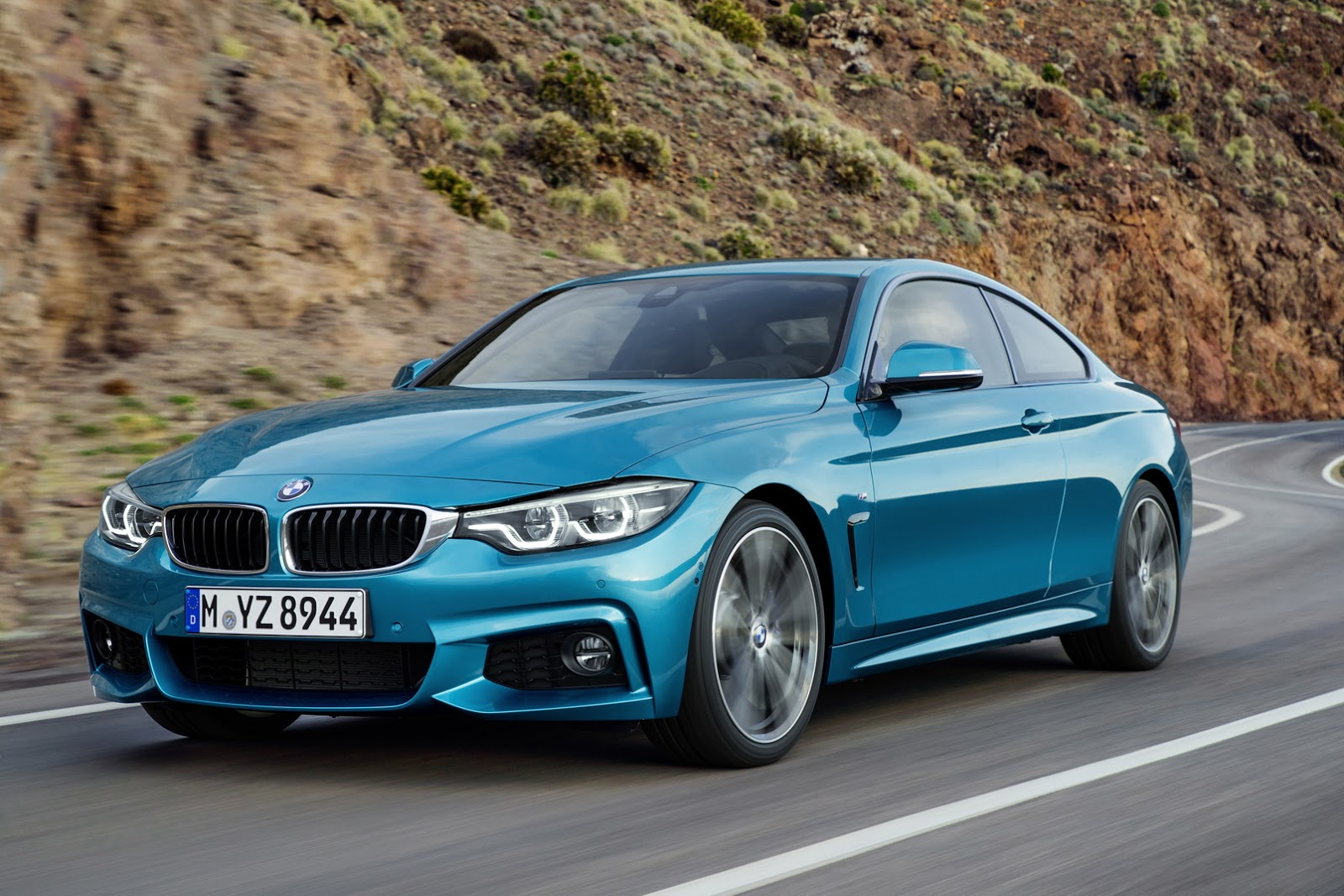 BMW 4-Series Facelift (44)