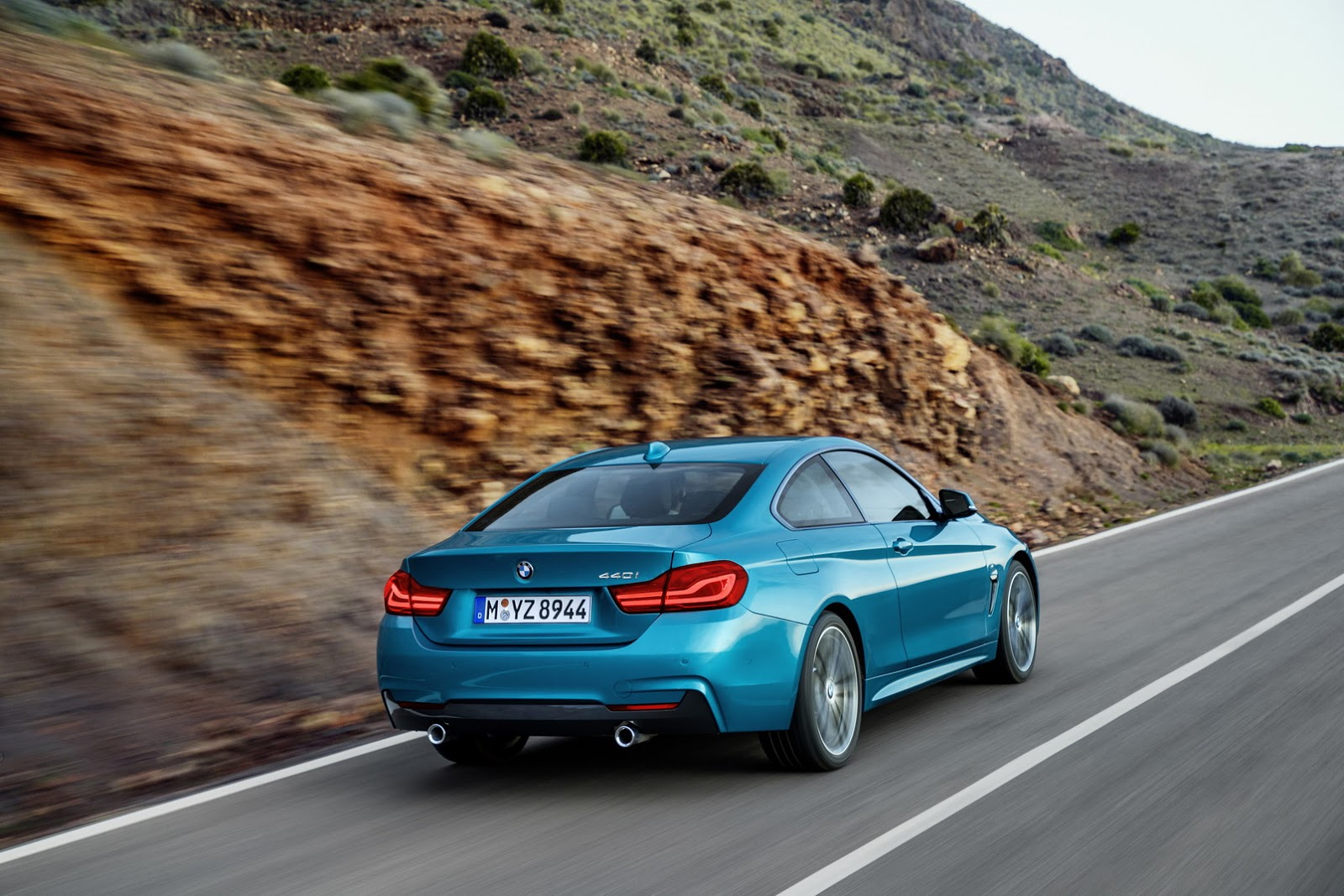 BMW 4-Series Facelift (45)