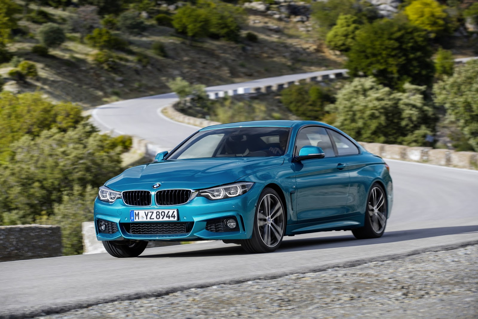 BMW 4-Series Facelift (48)