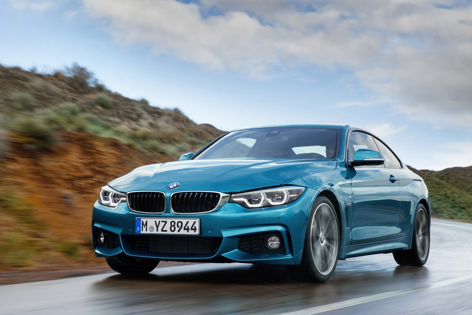 BMW 4-Series Facelift (52)