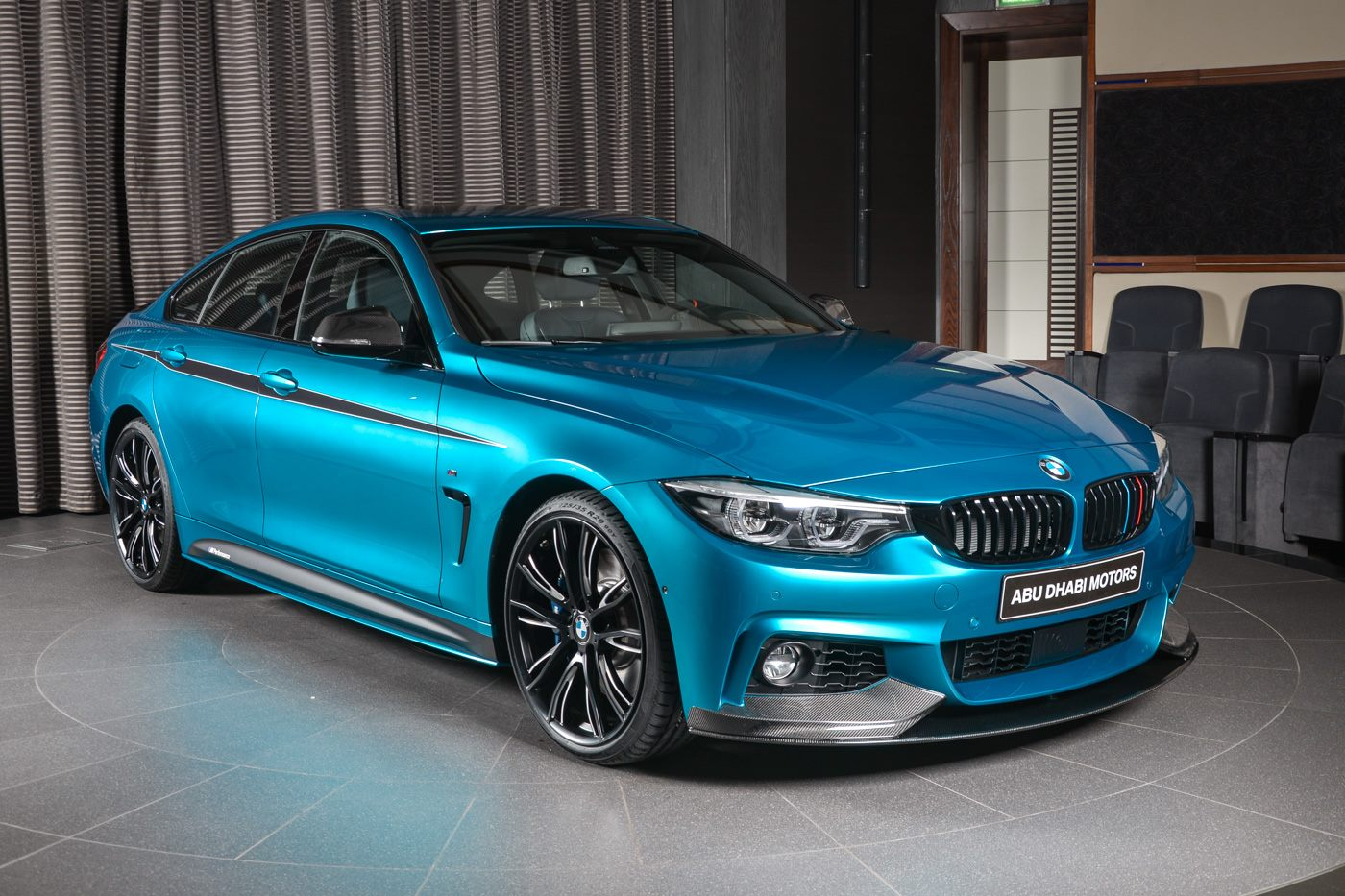 BMW 440i Gran Coupe with M Performance parts (1)