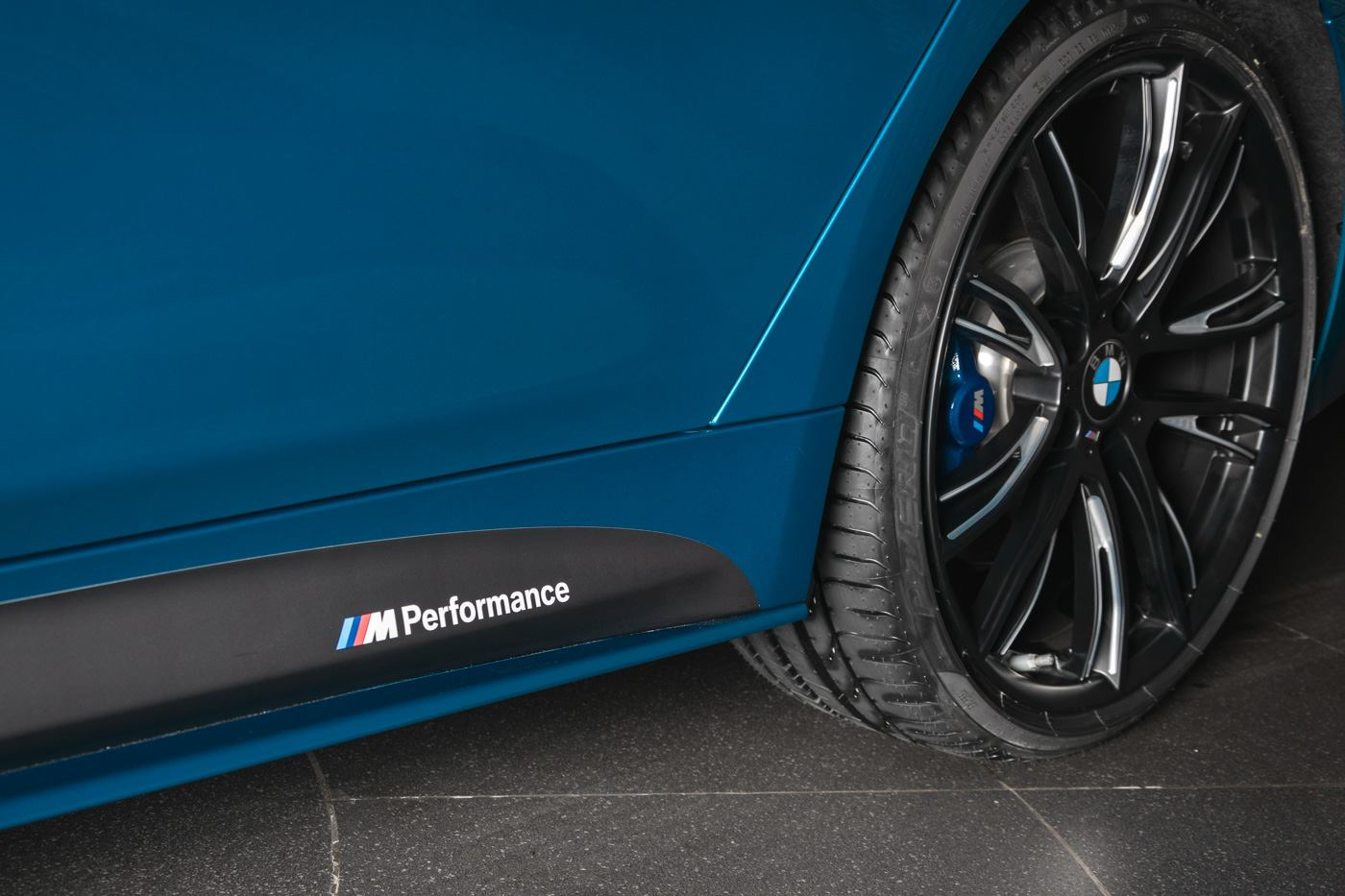 BMW 440i Gran Coupe with M Performance parts (13)