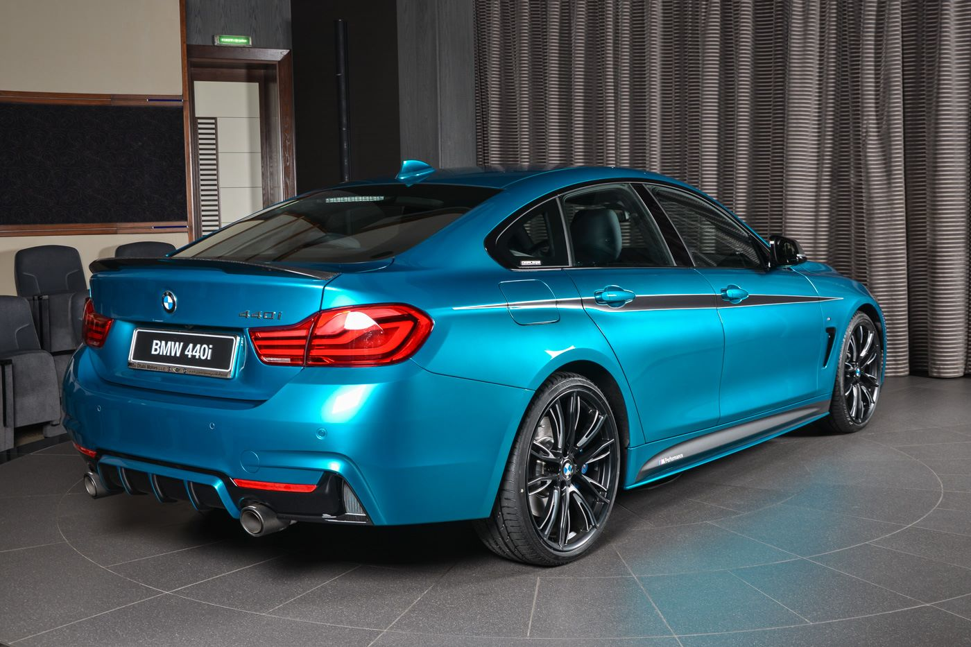 BMW 440i Gran Coupe with M Performance parts (17)