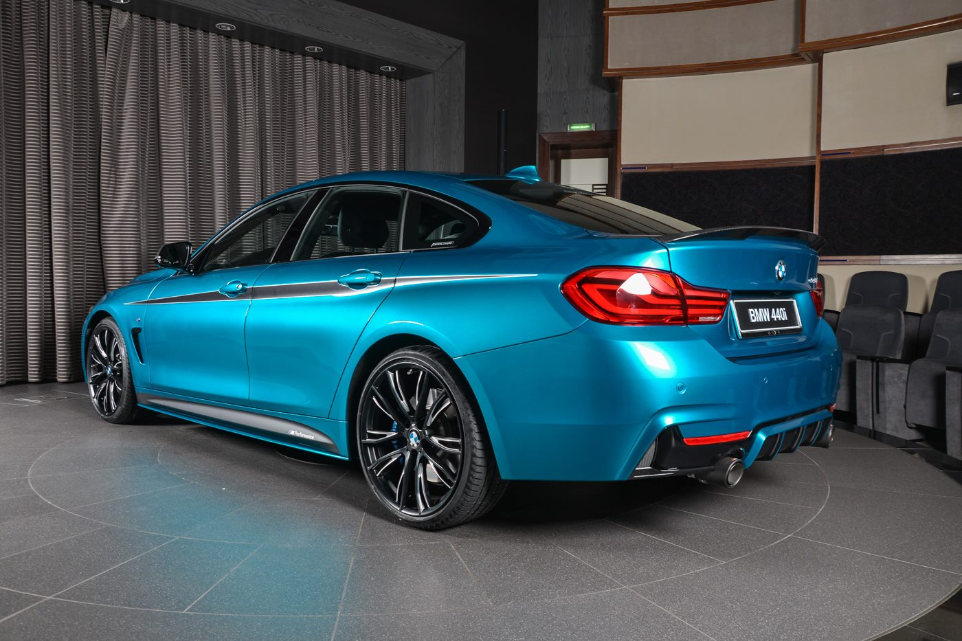 BMW 440i Gran Coupe with M Performance parts (18)