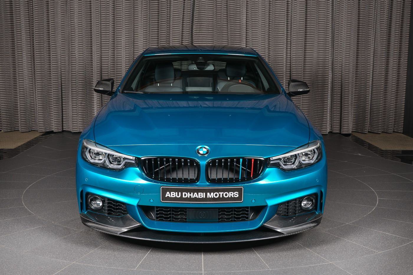 BMW 440i Gran Coupe with M Performance parts (2)