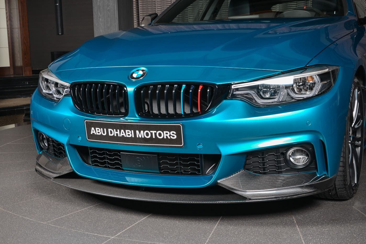 BMW 440i Gran Coupe with M Performance parts (3)
