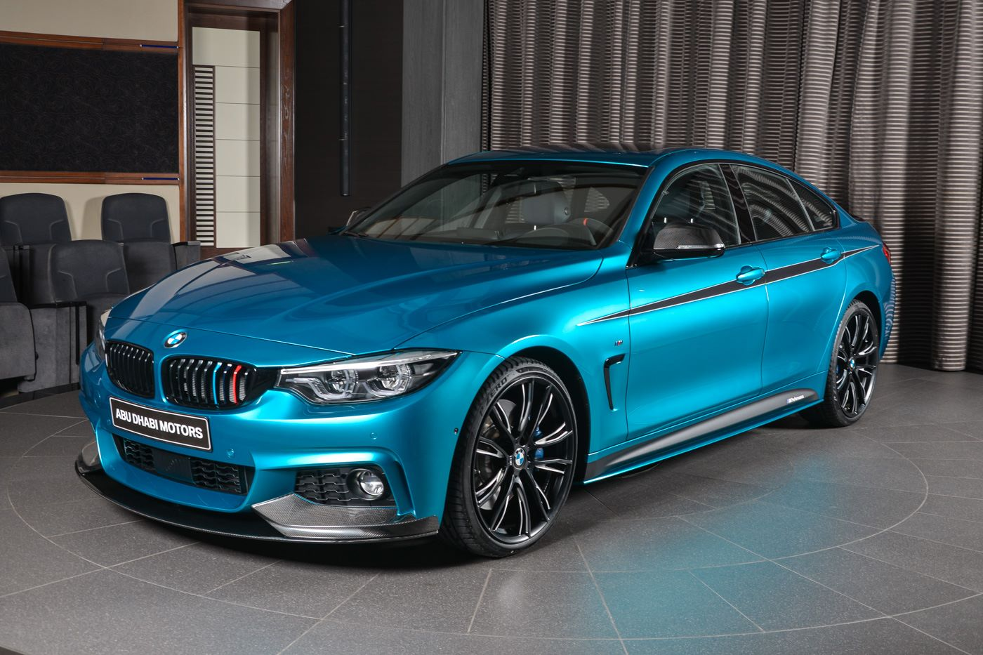 BMW 440i Gran Coupe with M Performance parts (4)