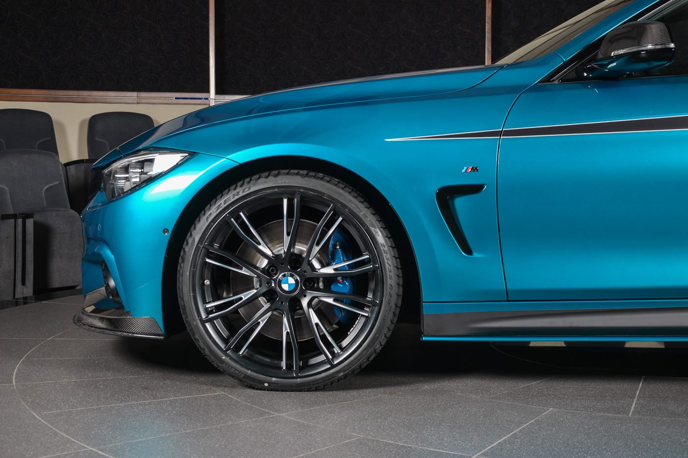 BMW 440i Gran Coupe with M Performance parts (5)
