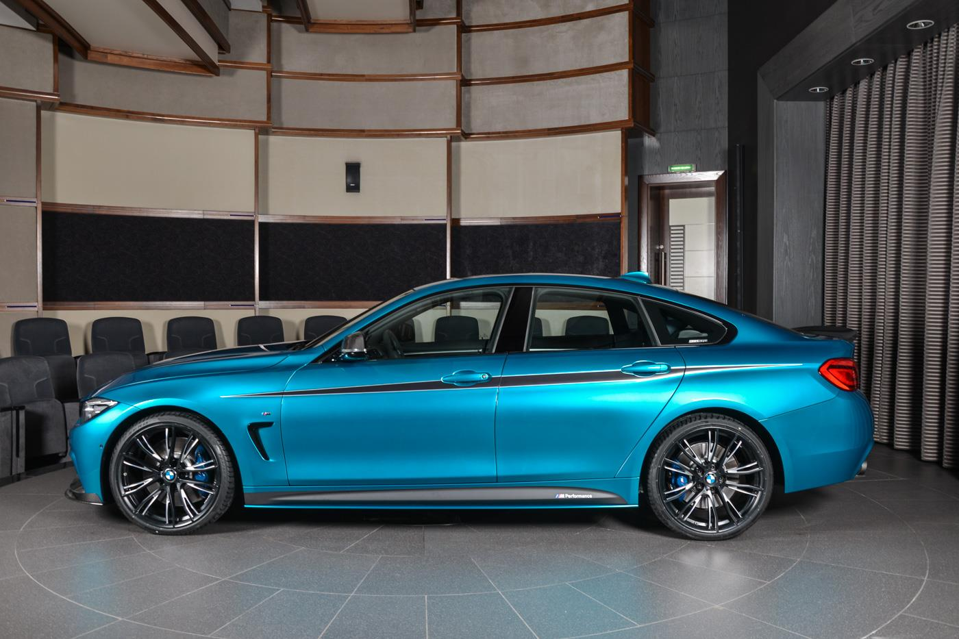 BMW 440i Gran Coupe with M Performance parts (6)