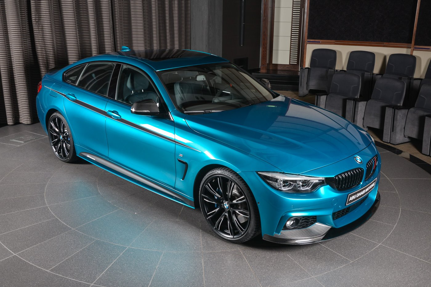 BMW 440i Gran Coupe with M Performance parts (9)