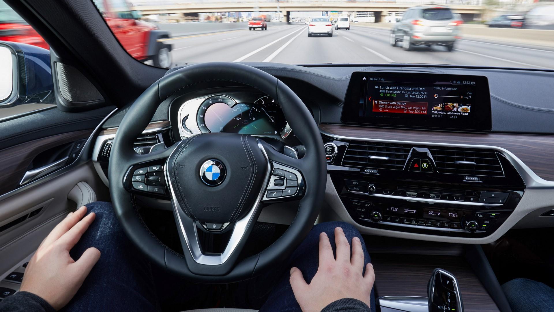 BMW 5 Series Autonomous Prototype (10)