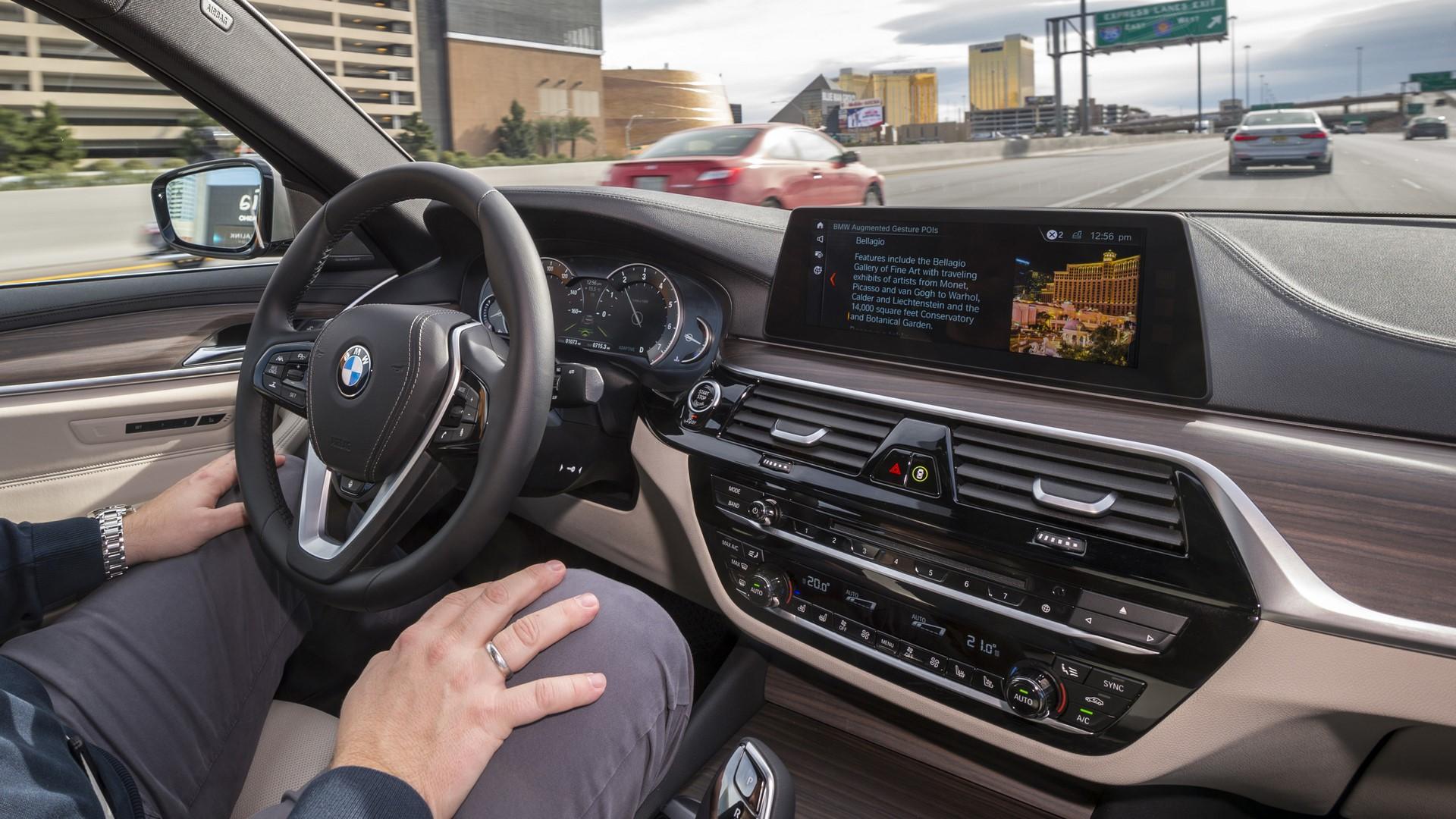 BMW 5 Series Autonomous Prototype (11)