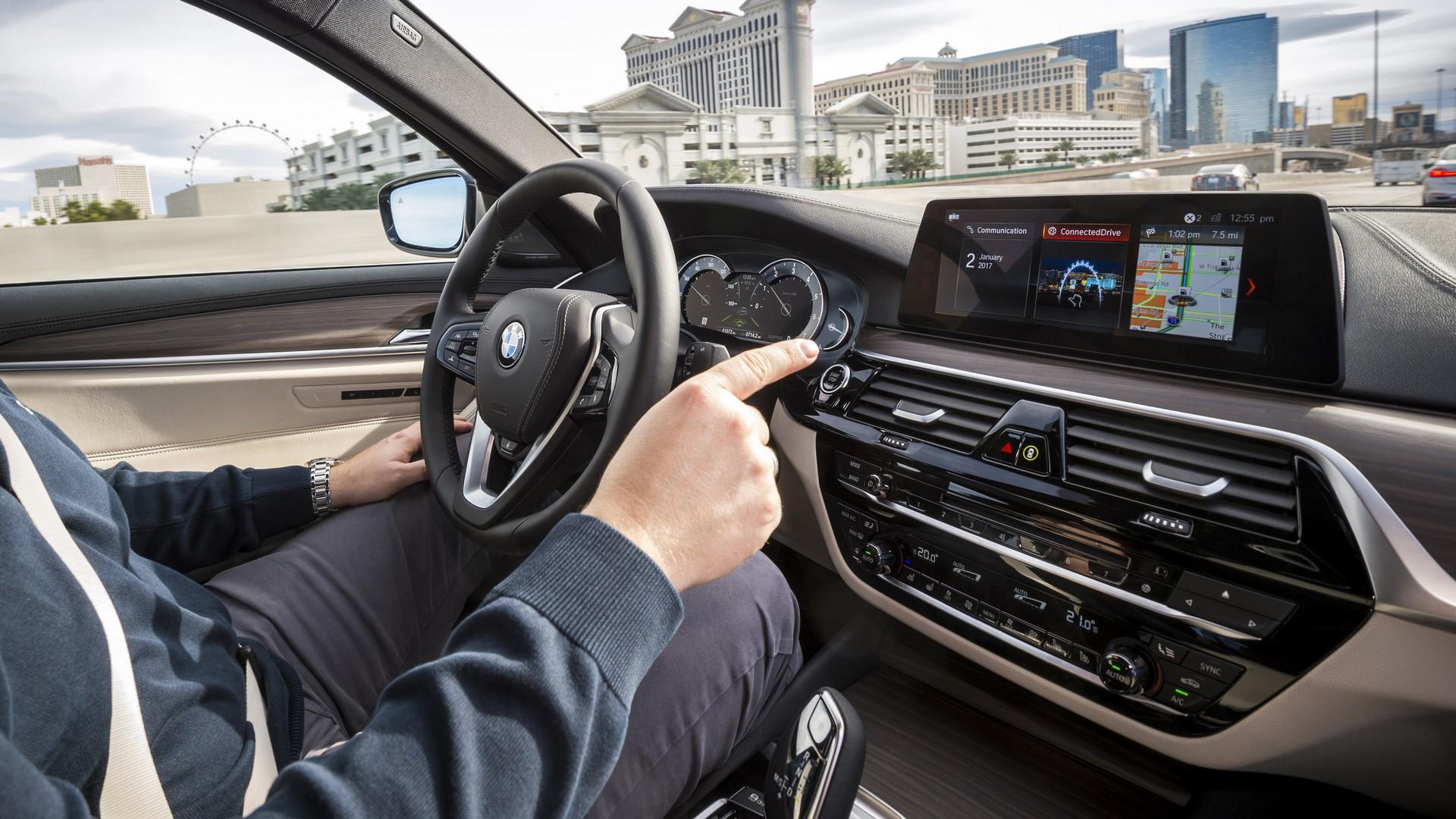 BMW 5 Series Autonomous Prototype (12)