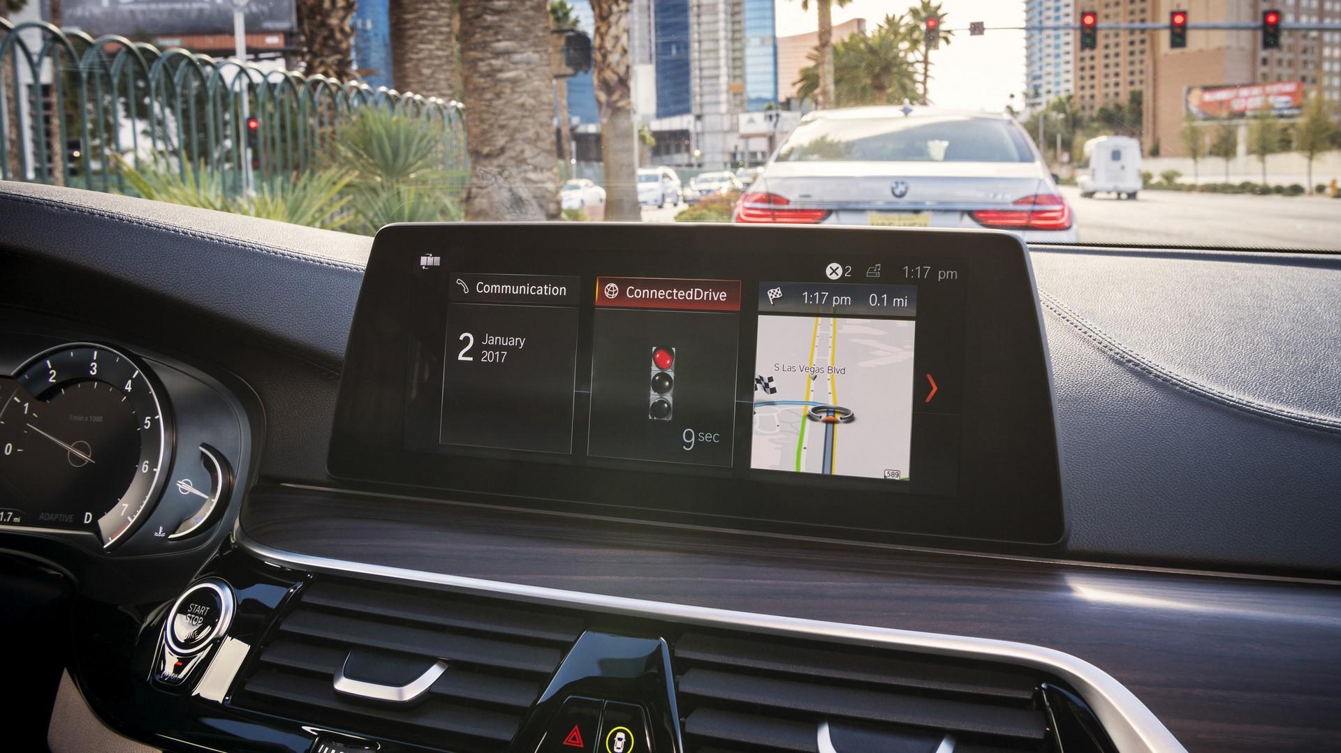 BMW 5 Series Autonomous Prototype (13)