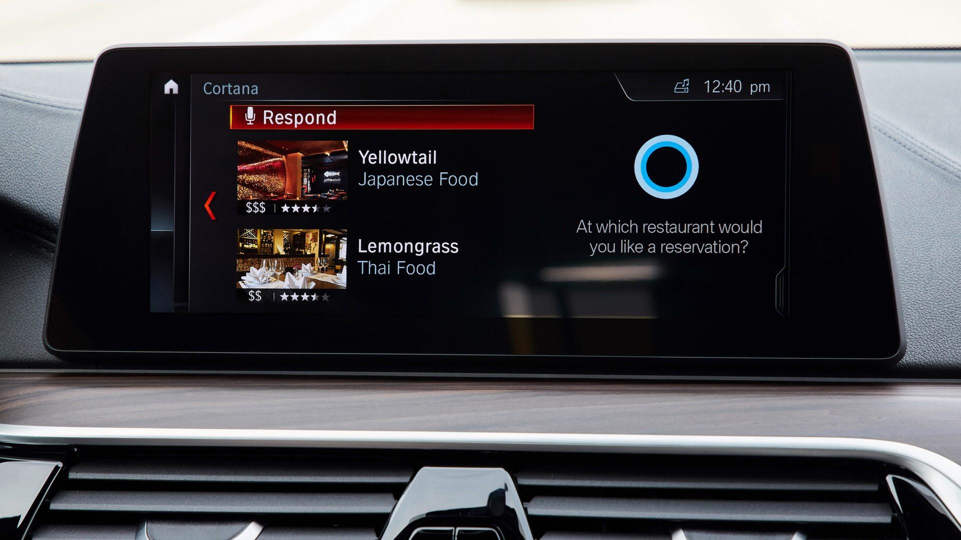 BMW 5 Series Autonomous Prototype (15)
