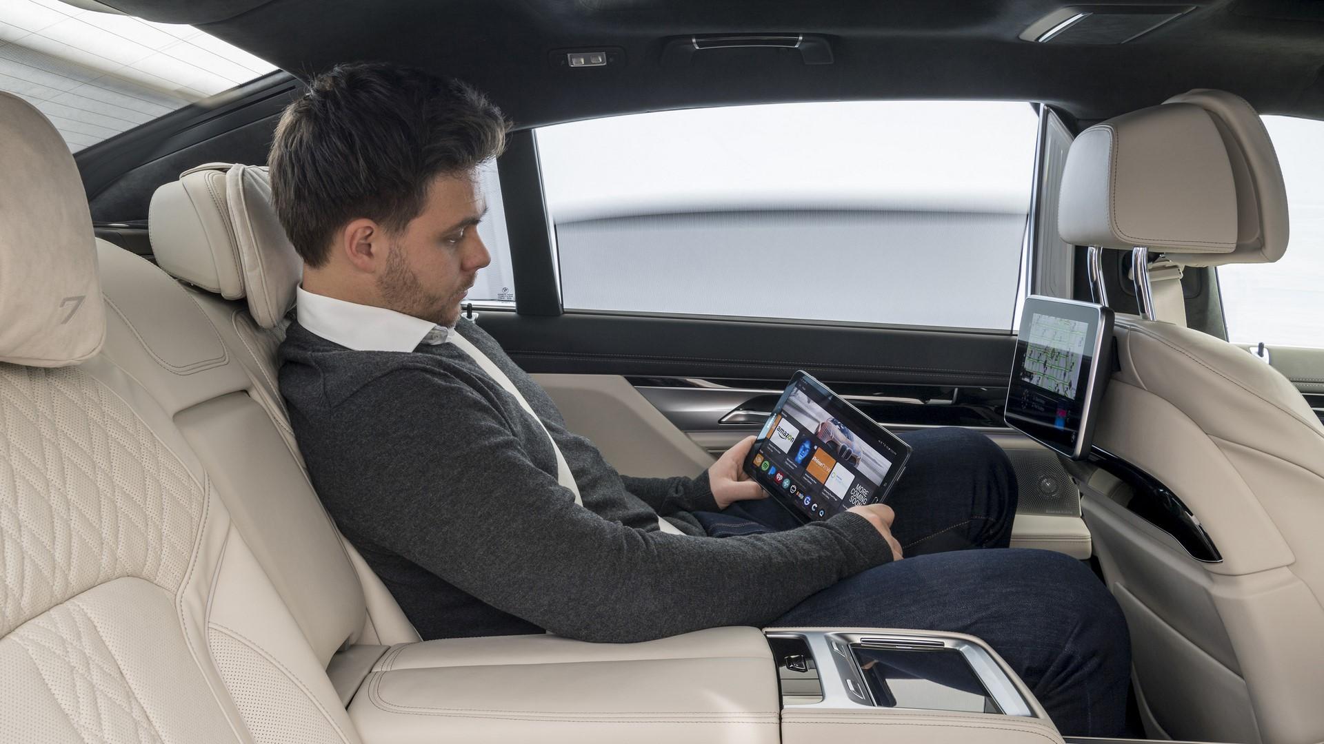 BMW 5 Series Autonomous Prototype (17)