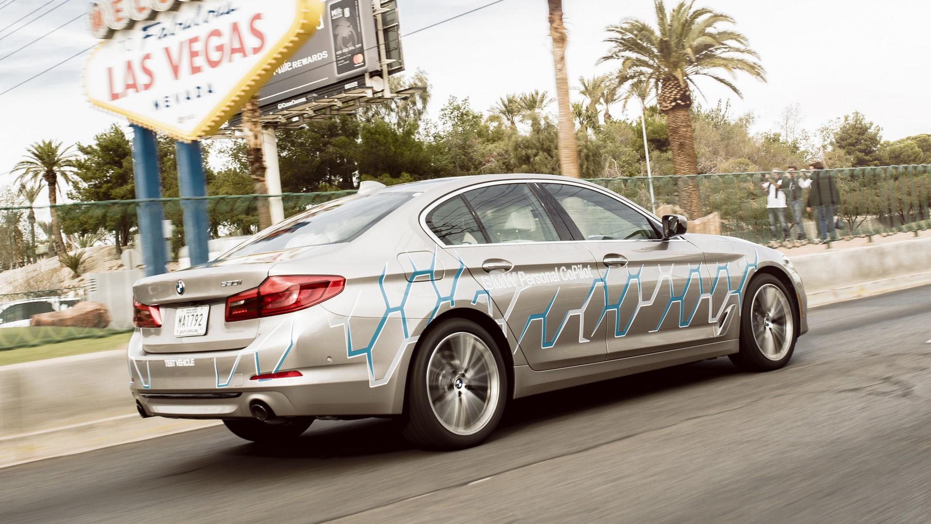BMW 5 Series Autonomous Prototype (6)