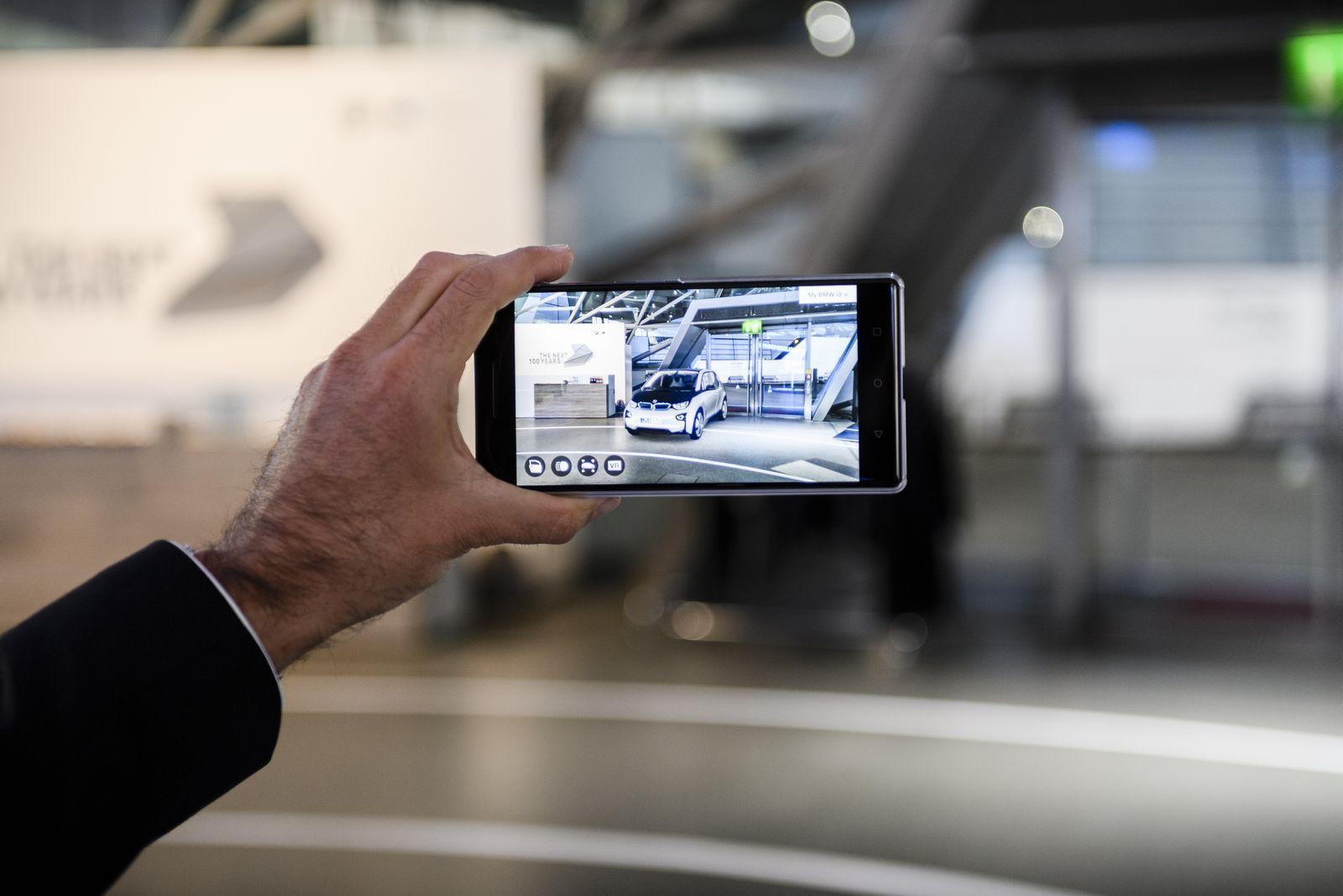 BMW i App 6