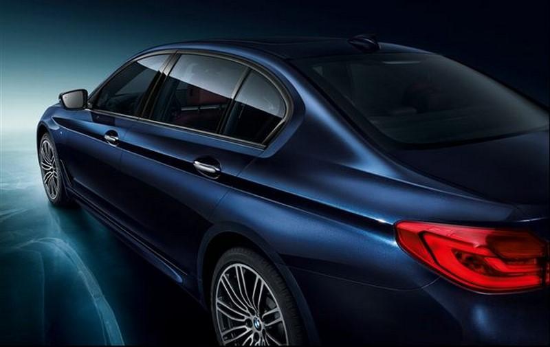 BMW 5-Series Li 2017 (3)