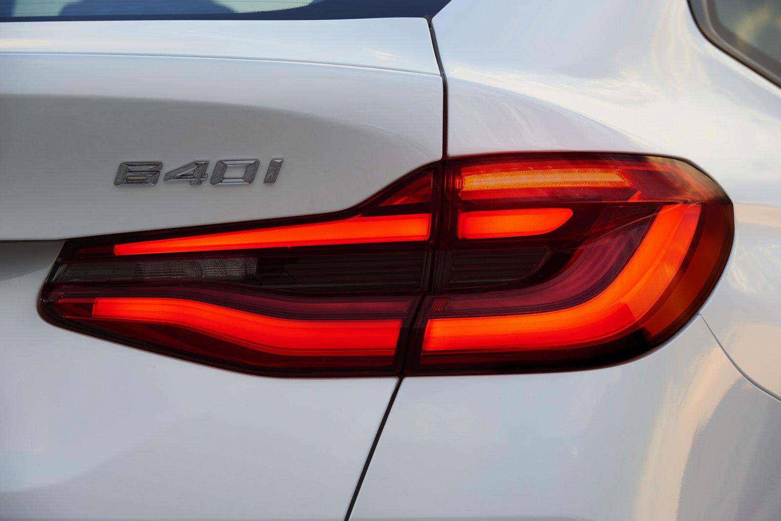 BMW 6er Gran Tourismo, 640i xDrive, Mineralweiß, M Sportpaket