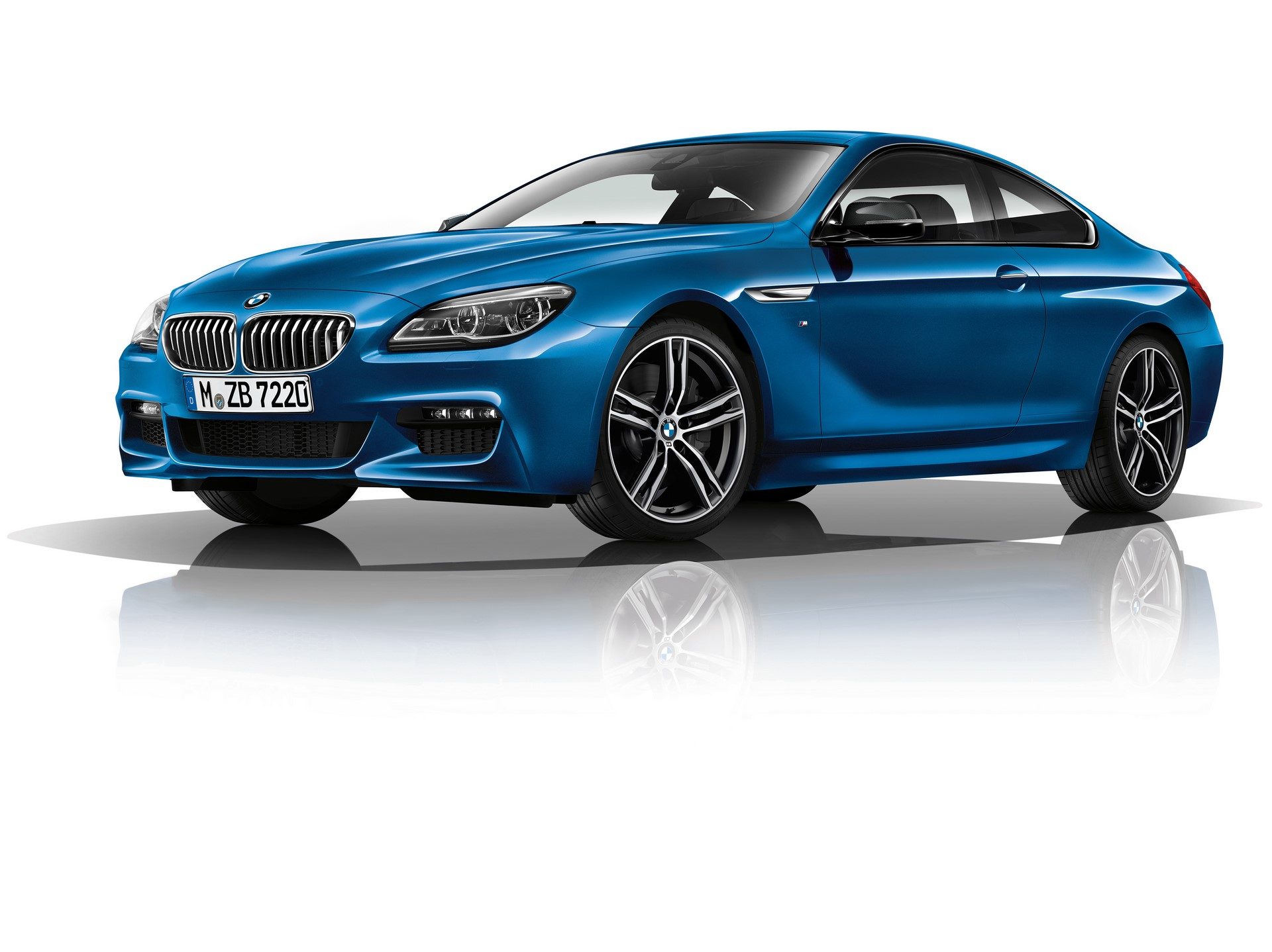 BMW 6 Series M Sport Limited Edition (1)