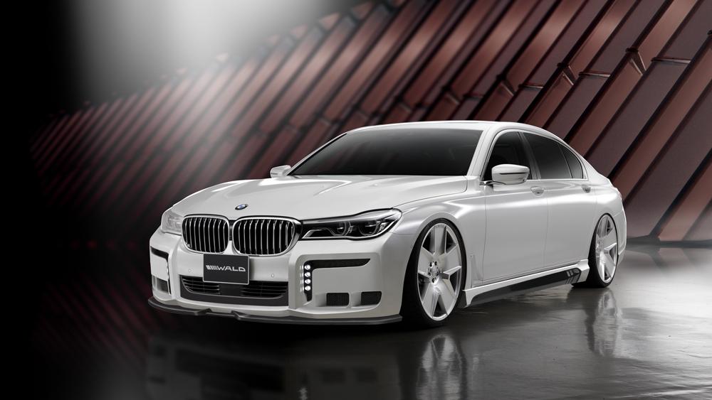 BMW 7-Series Black Bison by Wald International (1)