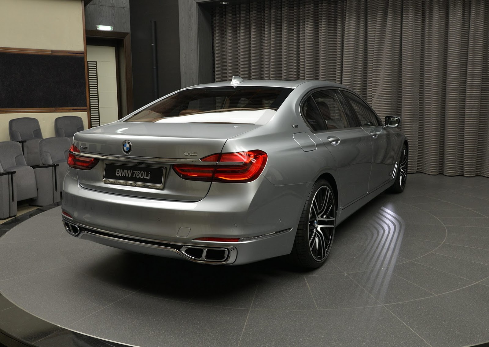 BMW 760Li xDrive V12 Pure Excellence Design (13)