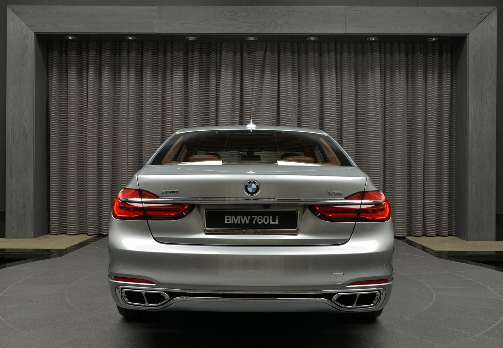 BMW 760Li xDrive V12 Pure Excellence Design (15)