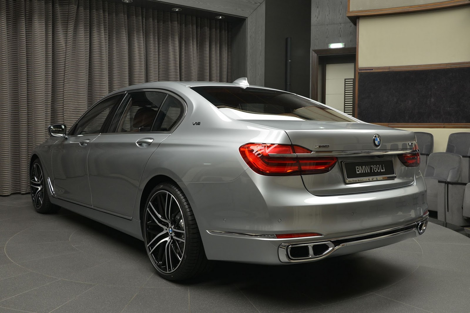BMW 760Li xDrive V12 Pure Excellence Design (16)